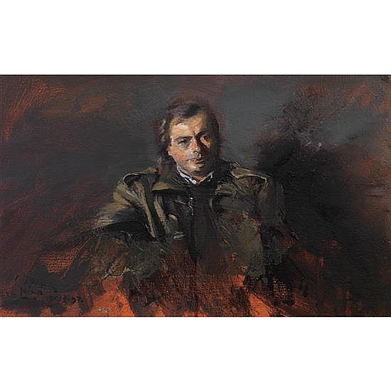 Giorgos RORRIS (né en 1963) Portrait, 1997