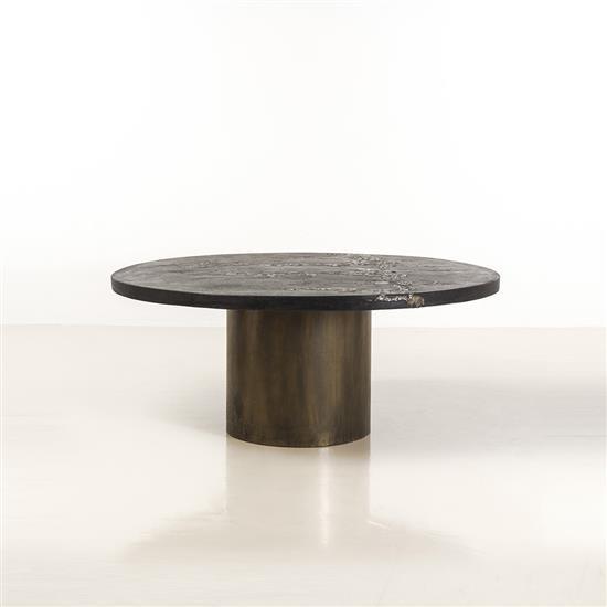 Silas Seandel (né en 1937)Table de salle à manger