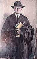LUDOVIC LUCIEN MADRASSI - (1881-1956) - Portrait