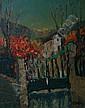 BELLINI Emmanuel (1904-1989) - Portail 400 / 500, Emmanuel Bellini, Click for value