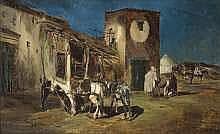 LEGRAND René (1847- ) - La halte 300 / 400