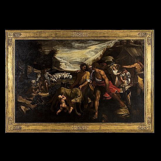 giuseppe cesari dit cavalier d'arpin etatelier (arpino 1568 – rome 1640)