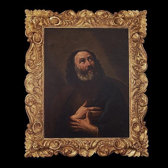attribué à guido rEni (1575 - 1642)Saint Pierre