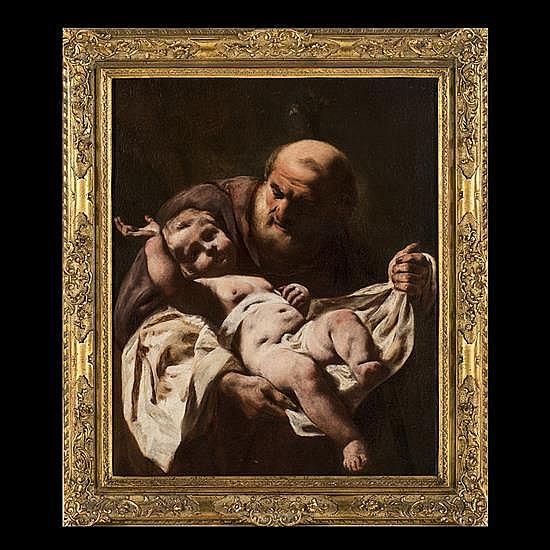 attribué Giambattista Piazzetta(1682 - 1754)