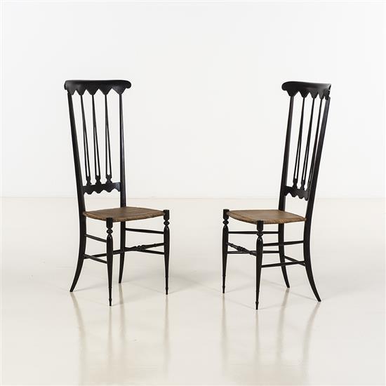 chiavari paire de chaises mod le spada. Black Bedroom Furniture Sets. Home Design Ideas