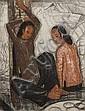 André MAIRE (1898-1984) - Deux femmes Annamites, André Maire, Click for value