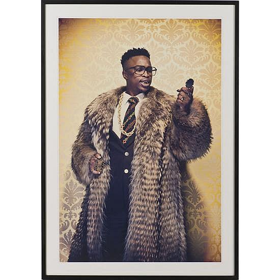 Kudzanai Chiurai (né en 1981) The Black President, 2009 Œuvre issue de la série
