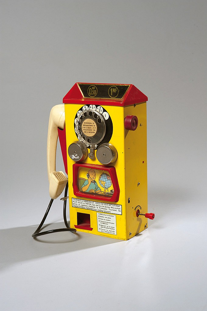 Visiophone Tintin