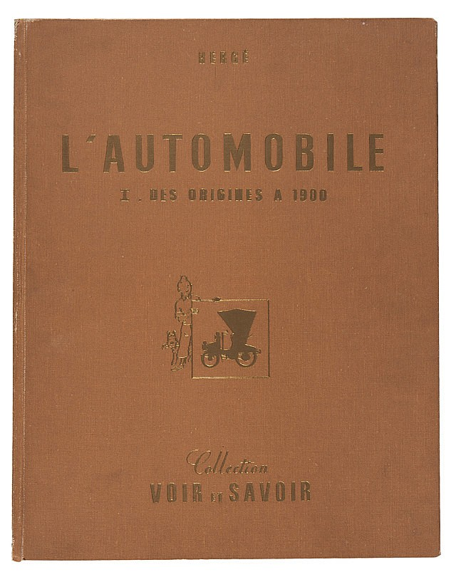 L'Automobile tome 1