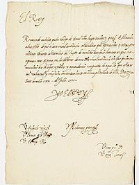 DIVERS. 9 lettres et documents. GUILLAUME II, prince d'ORANGE-NASSAU : billet a.s. (G) à l'ingénieur Wynhamen Smith (portrait join..