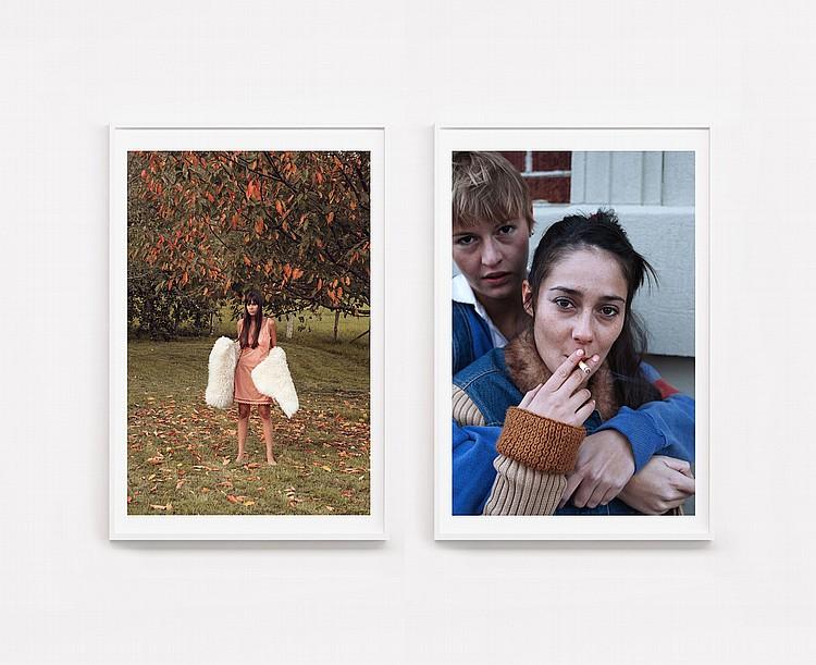 Johanna Benaïnous & Elsa Parra Untitled (diptyque)