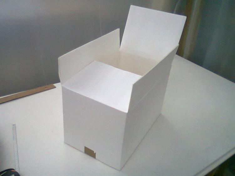 Yassine Boussaadoun papiercraft