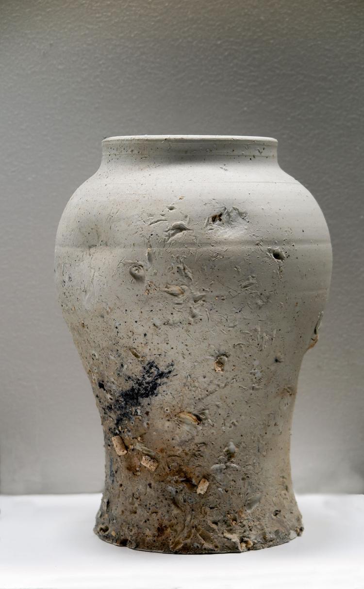 Zhuo Qi J'ai allumé un vase