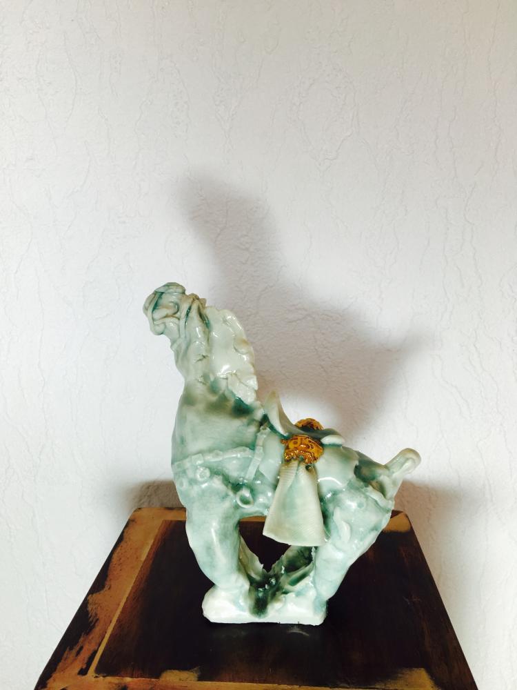 Zhuo Qi etude-cheval-006