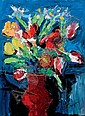 PIERRE AMBROGIANI (1907-1985) - BOUQUET DE, Pierre Ambrogiani, Click for value