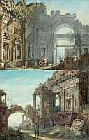 Charles-Louis CLERISSEAU (Paris 1721 - Auteuil