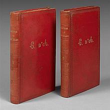 [LESPINASSE, Julie de]Lettres, écrites depuis l'année 1773