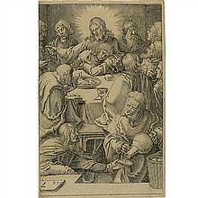[LEYDE, Lucas de][La Passion de Jésus Christ]