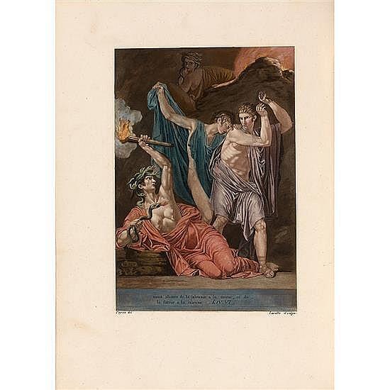 MONTESQUIEU, Charles Louis de SecondatLe Temple de Gnide suivi d'Arsace et Isménie