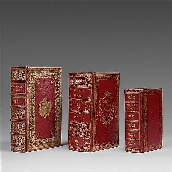 [NAPOLÉON]Almanach impérial pour l'année 1813