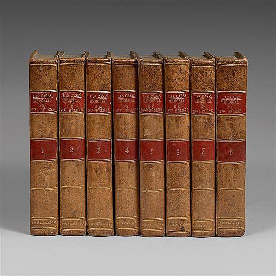 [NAPOLÉON]. LAS CASES, Emmanuel, comte deMémorial de Sainte-Hélène, ou Journal