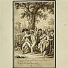 REGNARD, Jean-François Œuvres Paris, Maradan, 1790   LE PLUS BEL EXEMPLAIRE IMAGINABLE, PROVENANT  TRÈS CERTAINEMENT DE LA COLLECTIO...
