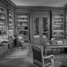 [MOREAU, Jacob-Nicolas].Bibliothèque de madame la Dauphine