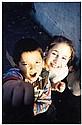 Yoshitomo NARA (né en 1959) Sans titre, 2002 Ektachrome en couleurs, tirage signé et numéroté 20/50 au dos 28,8 x 19 cm