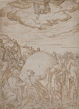 Entourage de Marteen van HEEMSKERCK (1498-1574)
