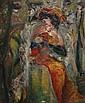 CORBELLINI Luigi (1901-1968) - Les Masques, Luigi Corbellini, Click for value