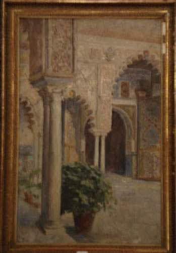 Attribué à LUNOIS Alexandre (1863-1916) -
