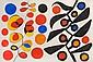 Alexander CALDER (1898-1976) Composition