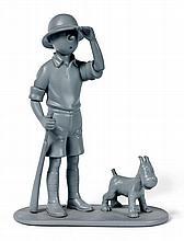 Patrick Regout / Tintin au Congo
