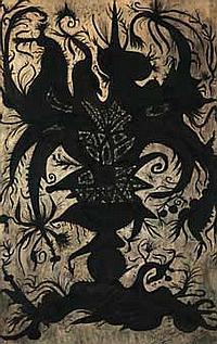 Alberto ANIDO (né en 1938) Composition, 1966