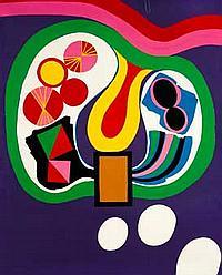 Jorge P. CASTAÑO (1932-2009) Composition, 1969