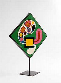 Jorge P. CASTAÑO (1932-2009) Composition, circa 1965