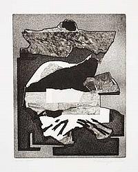 Hugo CONSUEGRA (1929-2003) Composition, 1974