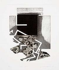Hugo CONSUEGRA (1929-2003) Try again, 1973