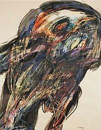 Antonia EIRIZ (1929-1995) Composition, 1967