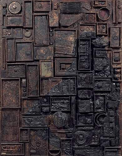 Art Abstrait et Contemporain:  HORST EGON