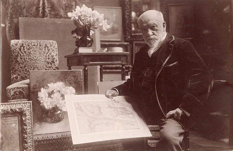 Paul Marsan dit DORNAC (1858-1941) Léon BONNAT, (Bayonne, 1833 - Monchy-Saint-Éloi, 1922)