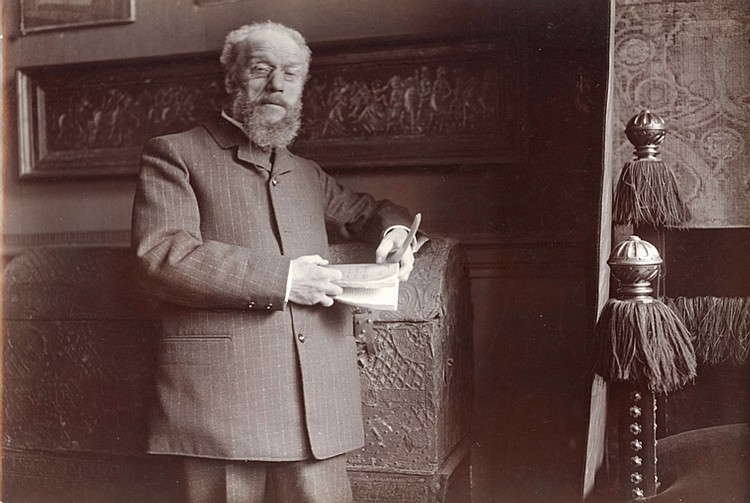 Paul Marsan dit DORNAC (1858-1941) Jean-Paul LAURENS, (Fourquevaux, 1838 - Paris, 1921)