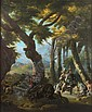 Domenico BRANDI (Naples 1683 - 1736) - Chasse au, Domenico (1684) Brandi, Click for value
