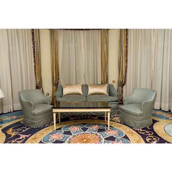 Trois paires de rideauxLote de 3 cortinas