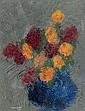 JEAN CROTTI (1878-1958) - VASE DE FLEURS, Jean (1954) Crotti, Click for value
