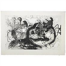 Joan Miro (1893-1983)Les Géants - 1960