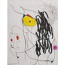 Joan Miro (1893-1983)Journal d'un graveur - 1975