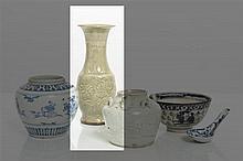 CHINE, fours de Longquan Époque MING (1368-1644)