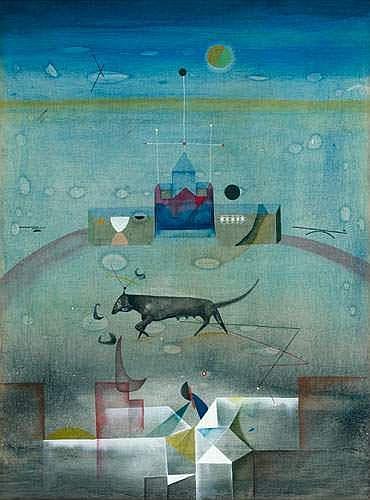 MODESTO CUIXART (1925-2007) - La loba