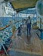 RAOUL DU GARDIER (1871-1952) - L'HEURE DU LAVAGE, Raoul DuGardier, Click for value